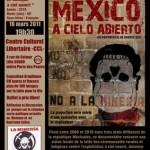 """[França] Apresentação do documentário """"México, a céu aberto"""" em Lille"""