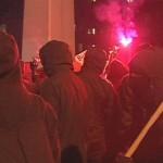 [EUA] Anarquistas realizam ações contra a polícia em Seattle