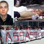 O Tribunal Europeu dos Direitos Humanos absolveu o Estado italiano pela morte do anarquista Carlo Giuliani, entendendo que a polícia agiu em legítima defesa. Giuliani fazia parte de um grupo de manifestantes que protestavam contra o encontro do G8 em Gênova, em 2001. Uma das manifestações degenerou em confrontos e ele foi atingido por um tiro no rosto e depois atropelado por um carro da polícia.