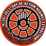 Dia internacional de ação direta contra a extração