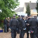 [Reino Unido] Ataques anti-anarquista em Londres