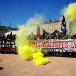 [França] Manifestação antifascista em Lyon reúne cerca de 2000 pessoas