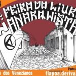 Um relato sobre a 2ª Feira do Livro Anarquista de Porto Alegre