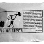 [Itália] Projeto Café Malatesta