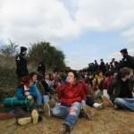 Otan Game Over: Ação Antimilitarista em Bruxelas, na Bélgica