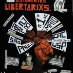 Encontro de estudantes libertários acontece entre 27 de abril e 1º de maio, em São Paulo