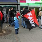 [Alemanha] Protesto anticapitalista nas ruas de Frankfurt