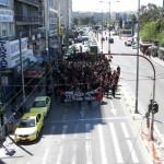 [Grécia] Marcha antifascista em Pireo