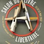 [França] Paris: 6ª Feira do Livro Libertário