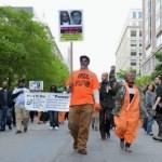 [EUA] Washington D.C.: Manifestação de apoio a Mumia Abu-Jamal reúne cerca de mil pessoas