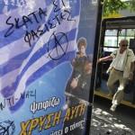 [Grécia] Neonazistas distribuem panfletos que ameaçam homossexuais e imigrantes
