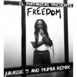 """Disco em apoio à campanha """"Mumia Livre Já!"""" disponível na internet, gratis"""