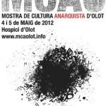 [Espanha] Mostra de Cultura Anarquista em Olot, 4 e 5 de maio de 2012