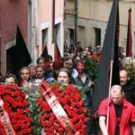 [Itália] 1˚ de maio anarquista em Carrara