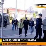 [Turquia] Istambul: Nove anarquistas são enviados para a prisão