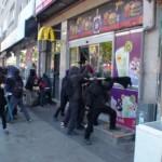 Onda de repressão contra anarquistas na Turquia, pelo menos 60 pessoas foram detidas