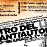 """[Espanha] """"Encontro do livro e debate antiautoritários"""" acontece neste final de semana"""
