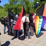 [Estônia] Anarquistas protestam contra a Otan em Tallinn