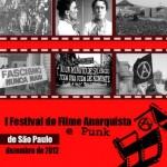 [Brasil] I Festival do Filme Anarquista e Punk de São Paulo