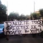 [Grécia] Em Veria, antifascistas dão uma surra em neonazistas do partido Amanhecer Dourado