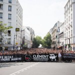Vídeo da manifestação em Paris em solidariedade com jovem antifascista morto por neonazistas