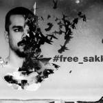 Hoje, Sakkas completou 38 dias de greve de fome e permanece no hospital de Nikaia.