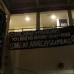 [Grécia] Mega operação policial em Tessalônica prende dois anarquistas