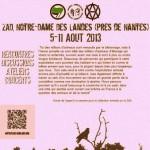 """[França] """"Semana Pela Libertação Animal"""" em Notre Dame des Landes"""