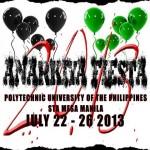 Eventos anarquistas pelo mundo