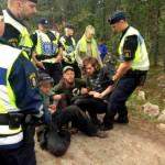 [Suécia] Carta para Ações em Kallak Gállok, em Sapmi