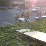 [Grécia] Com a proteção da polícia, fascistas atacam o espaço social livre Synergeio