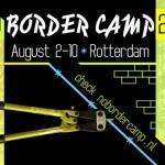 [Holanda] Acampamento No Border em Rotterdam