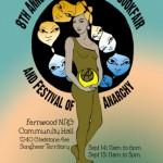 [Canadá] 8ª Feira do Livro Anarquista de Victoria e Festival da Anarquia