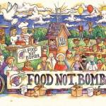[EUA] O Food Not Bombs (Comida Não Bombas) floresce mesmo com repressão