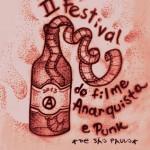Restam poucos dias para inscrições da 2ª edição do Festival do Filme Anarquista e Punk de São Paulo