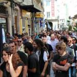[Espanha] Galícia: Manifestação contra touradas em Corunha reúne cerca de 2000 pessoas