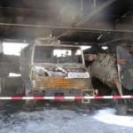 [Alemanha] Havelberg: fogo na caserna militar!