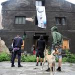 [Polônia] Polícia desaloja brutalmente okupa em Cracóvia