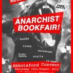 [Austrália] 3ª Feira do Livro Anarquista de Melbourne acontece neste sábado