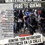 [Uruguai] Sobre os ataques ao movimento anarquista em Montevidéu