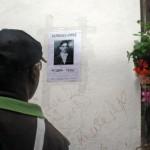 [Cuba] La Habana: homenagem em seu bairro ao anarcosindicalista Alfredo López
