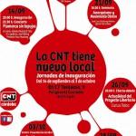 [Espanha] Crônica da inauguração das novas instalações da CNT em Córdoba