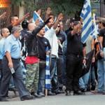 [Grécia] Vídeo: Polícia e neonazistas atacam antifascistas em Atenas