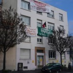 [França] Em Bagnolet, subúrbio parisiense, grupo de ativistas da okupa Transfo distribui gratuitamente frutas e legumes orgânicos