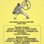Seminário sobre anarquismo acontece em Salvador
