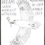 """[Austrália] Encontro eco-anarquista: """"Sonhos Ferozes"""