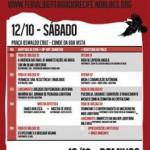 Saiu a programação da I Feira de Cultura Libertária do Recife