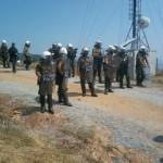"[Grécia] A empresa mineradora ""Ouro Grego"" admite que financia a Polícia"