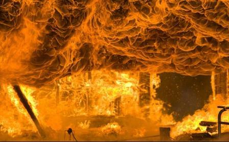 kebakaran-ilustrasi
