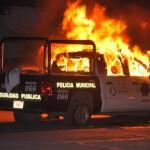 [México] Sabotagem à patrulha em solidariedade ao anarquista Mario Gonzales